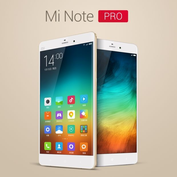 Mi Note Pro: A beefier flagship with Quad HD display, Snapdragon 810 and 4GB RAM