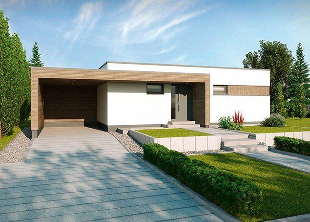 Stadtvilla mit carport und garage  152 besten Carport / Garage / Hütte Bilder auf Pinterest ...