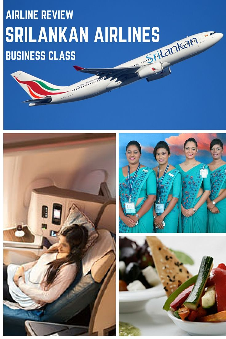 SriLankan Airlines Business Class flight review from Mumbai, India to the Maldives via Colombo, Sri Lanka. Discover what you get for a business class flight ticket.