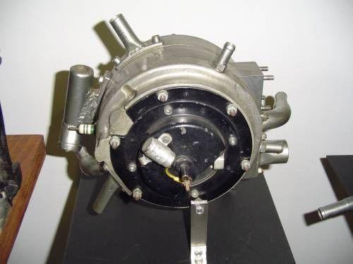 first kkm wankel engine nsu kkm 57p kreiskolbenmotor at autovision und forum germany. Black Bedroom Furniture Sets. Home Design Ideas