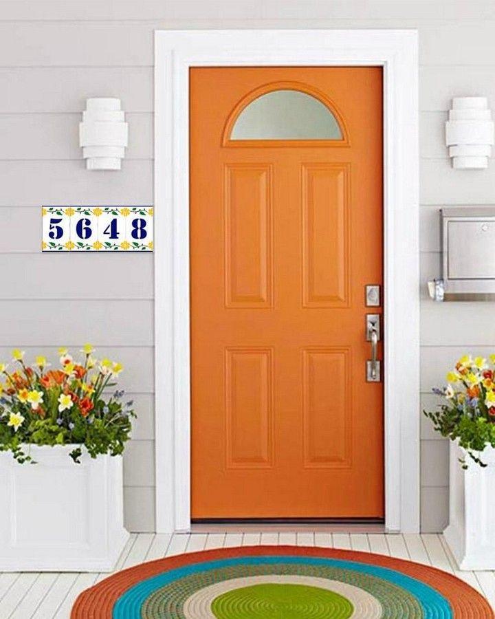 The Best Door Colour For You In 2020 Door Color Beautiful Front Doors Painted Front Doors