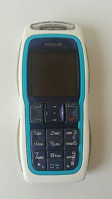 Nokia 3220 GSM Mobile Phone + Charger (Old School) Fully Working