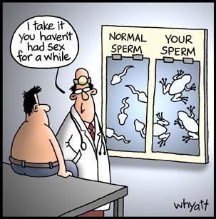 cartoon sex joke Towards the end of