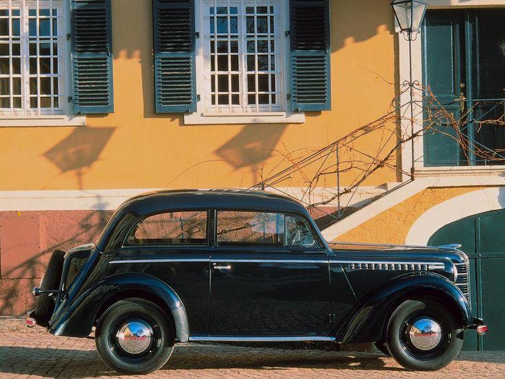 1947 Opel Olympia Limousine