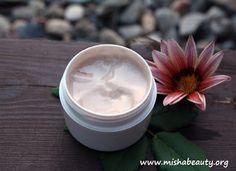 Misha Beauty - přírodní kosmetika a jiné DIY projekty : Pleťový krém s Tepezcohuite