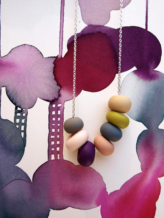 Necklaces by Emily Green
