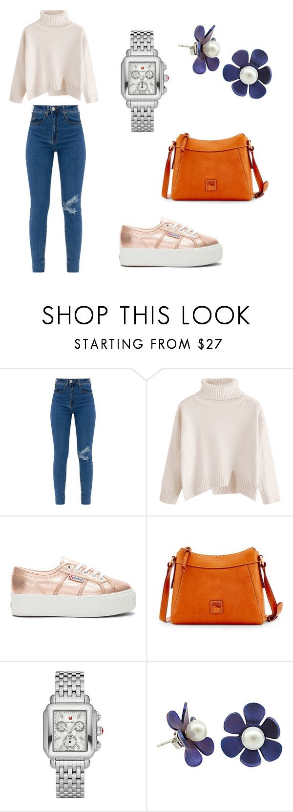"""""""Untitled #256"""" by denysa-boldog on Polyvore featuring Superga and Dooney & Bourke"""