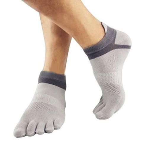 Colorful, Breathable Toe Socks (6 colors) *LIMITED SUPPLY*