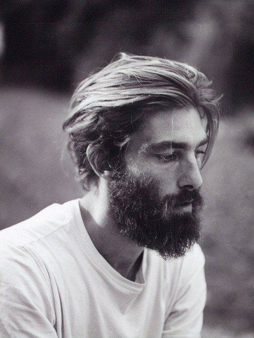 Excellent Pictures Of Men With Long Hair And Beards Short Hairstyles Gunalazisus