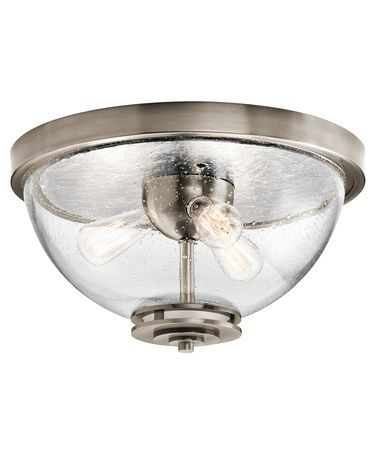 Kichler 43740clp silberne flush mount capitol lighting 1800lighting com 407