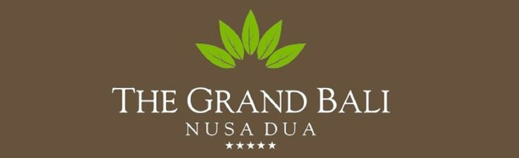 The new spirit of The Grand Bali Nusa Dua. Find our new logo.