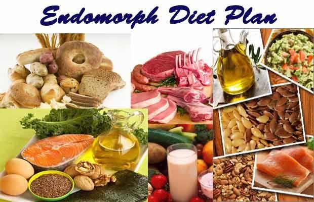 Endomorph Diet Plan