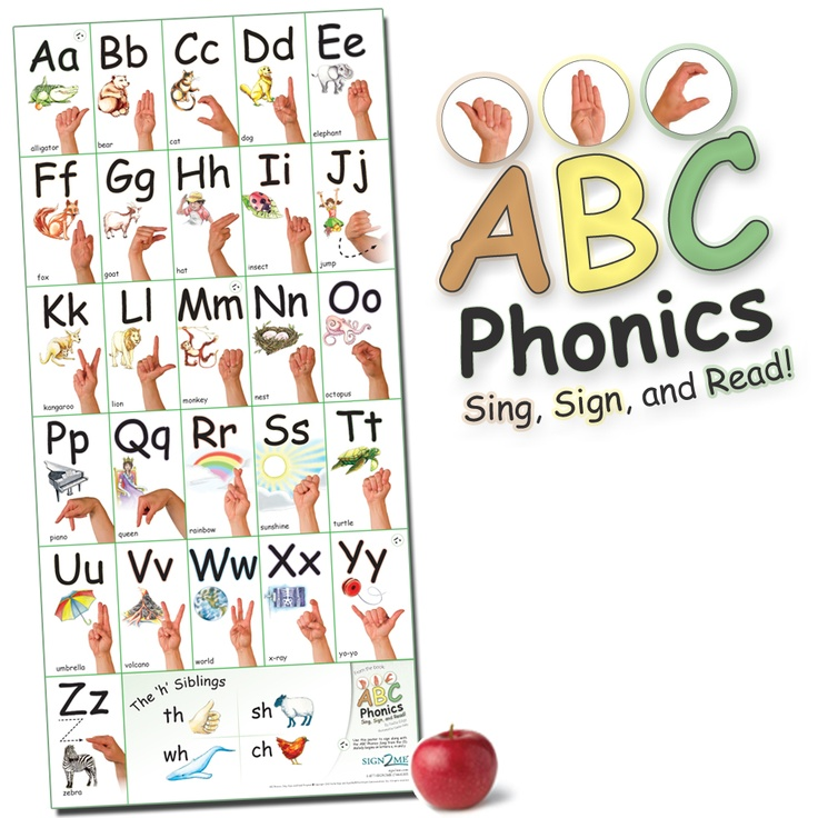 Best Abc Phonics Sing Sign And Read Images On