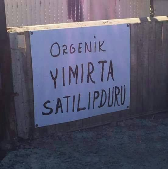 Orgenik yımırta satılıpduru. #mizah #matrak #komik #espri #şaka #gırgır #komiksözler #organik #yumurta