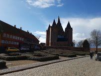 The Church Plaza, Kalundborg. C.T. Sørensen