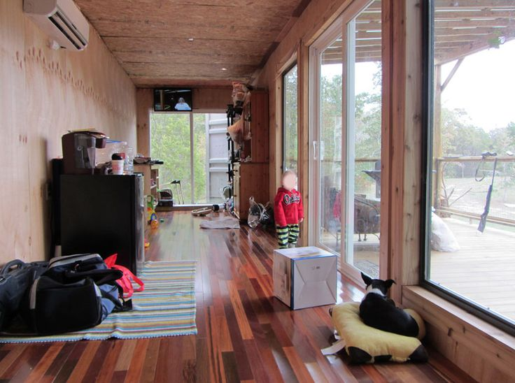 Shipping Container Homes: 40ft Shipping Container Family Home   Wendy  Bowman   Fords Prarie, Texas, Http://homeinabox.blogspot.com.au/2013/04/1x  40u2026