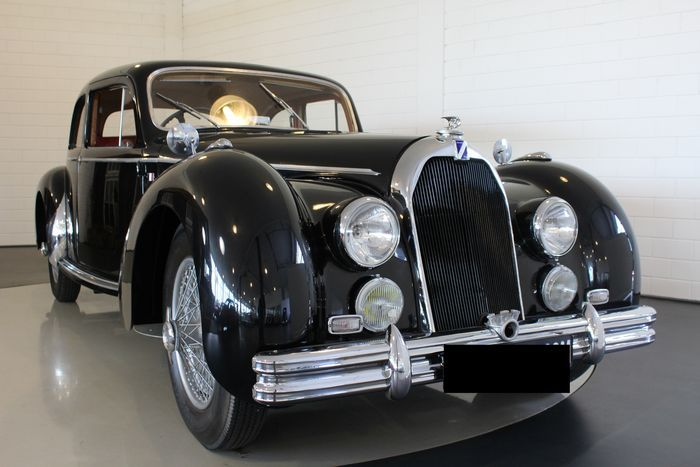 Talbot - Lago Record T26 coupe - 1948