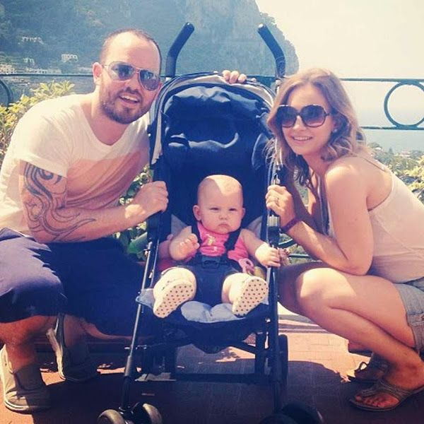 The SACCONEJOLYs--my youtube guilty pleasure.  They are Irish vloggers and Emilia is adorable!