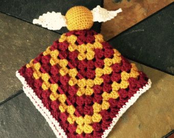 Harry Potter Snitch Lovey