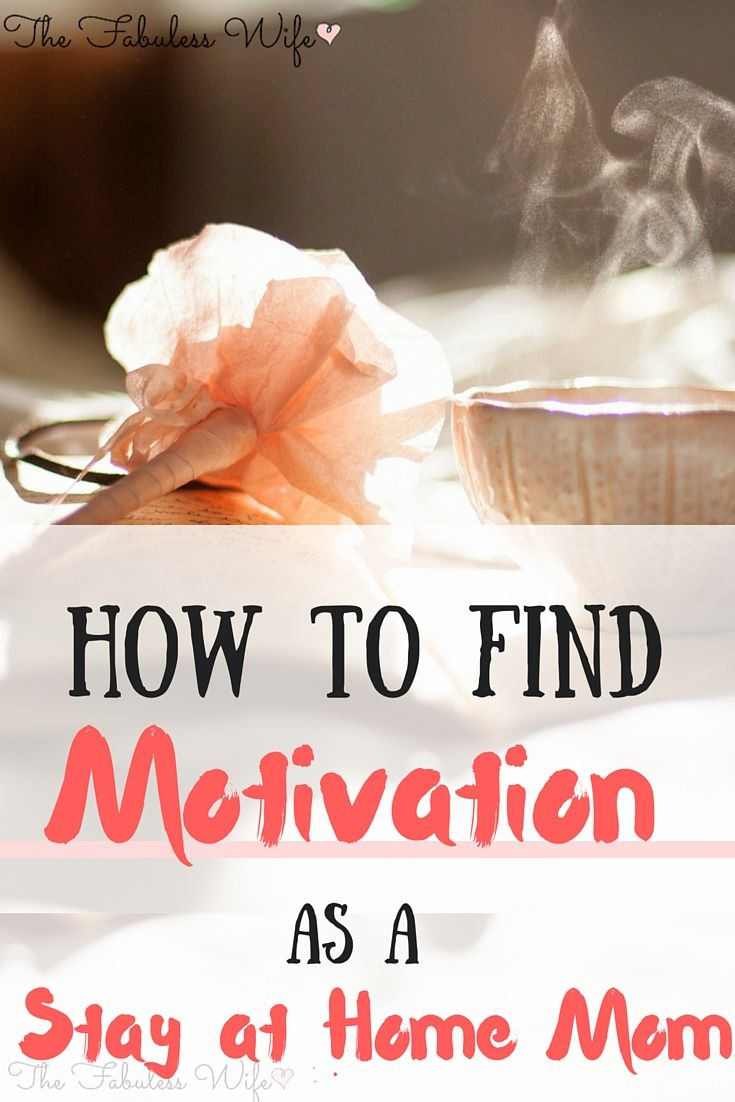 Rediscover your motivation with these tips: