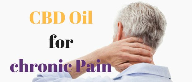 CBD Oil for Pain - Cannabidiol for chronic Pain