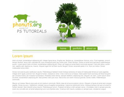 green layout - Google 搜尋