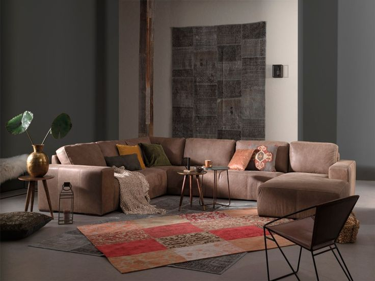 beautiful das modulare ledersofa heart formenti pictures - house ... - Design Ledersofa David Batho Komfort Asthetik