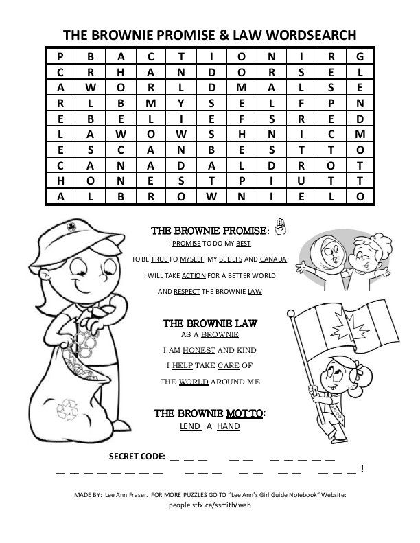 girl scout coloring pages pdf   73 best Girl Guiding - Coloring pages images on Pinterest ...