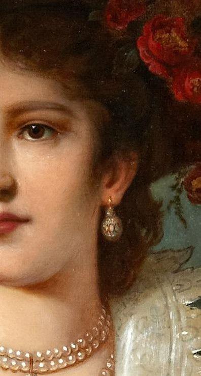 Картинки по запросу Franz Russ (Austrian, 1844 - 1906)