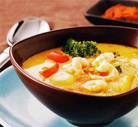 thaisuppe med rejer - Google-søgning