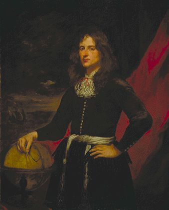 """William Dampier, Pirate Naturalist, explorer and buccaneer (5 September 1651- 8 March 1715)   Dampier was famously described as """"a pirate of exquisite mind"""" and became a fashionable friend of the Royal Society after his accounts of his explorations were published. As a sailor and Buccaneer he was the first man to go three times around the world - under the pirate Captains; Sharp, Swan, Davis and Cooke. He took careful notes of the natural history he saw, becoming the first man to describe…"""