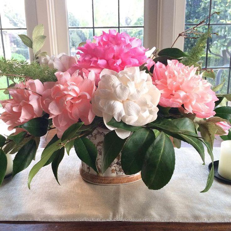 "41 Likes, 2 Comments - Estella kobow (@_stellaflora) on Instagram: ""Centerpiece vase !!"""