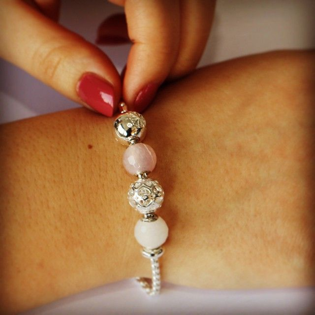 """Looking for the perfect armcandy? Say """"Hello"""" to our THOMAS SABO Karma Beads!"""