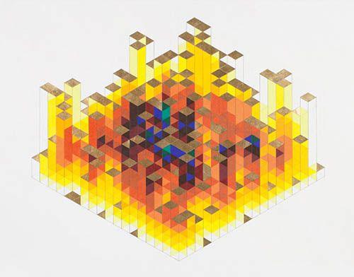 Golden Parachutes, 8x8xR  - James Bills