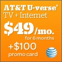 AT & T promotion codes