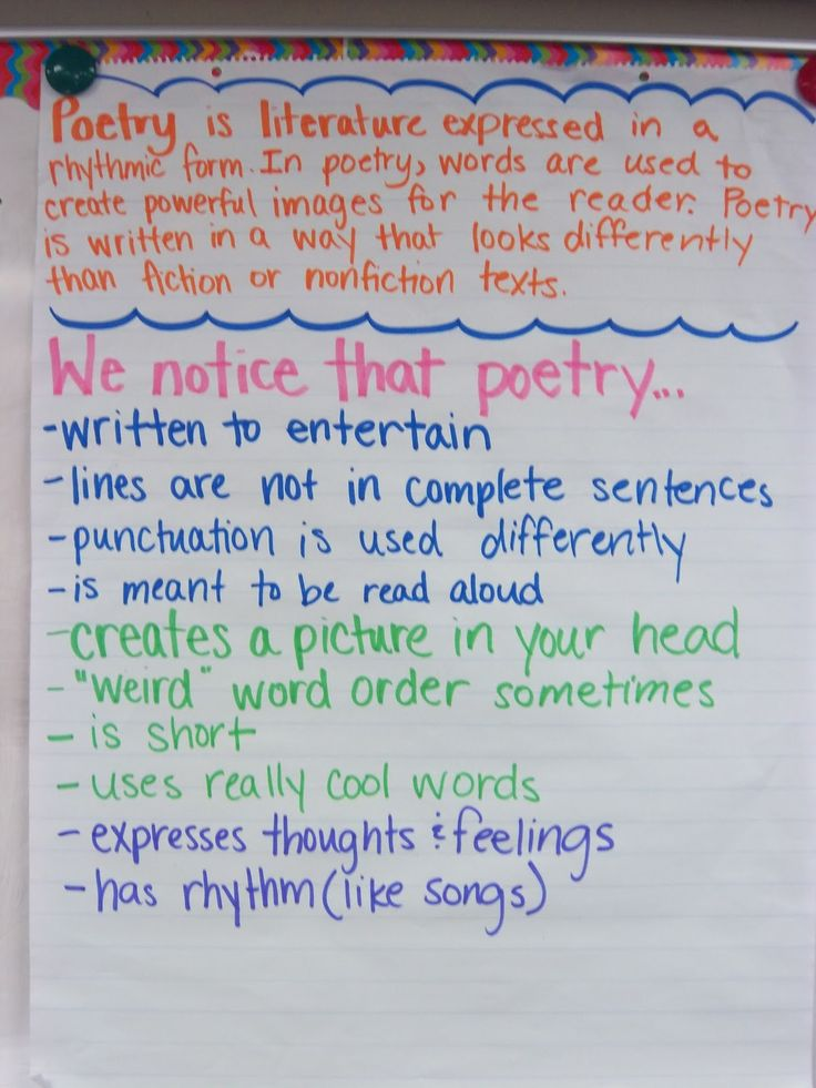 17 best images about poetry on pinterest anchor charts student centered resources and poetry. Black Bedroom Furniture Sets. Home Design Ideas