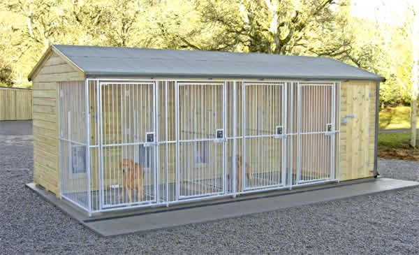 dog grooming shop design with boarding facilities dog kennel 1bunn250 03 12 how to build a dog kennel d i y free pearlgirl pinterest shops - Dog Kennel Design Ideas