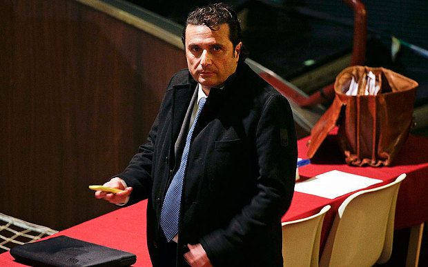 Francesco Schettino trial: Costa Concordia captain makes final appeal ahead of verdict  Read more: http://www.bellenews.com/2015/02/11/world/europe-news/francesco-schettino-trial-costa-concordia-captain-makes-final-appeal-ahead-verdict/#ixzz3RS0ghNcO Follow us: @bellenews on Twitter | bellenewscom on Facebook