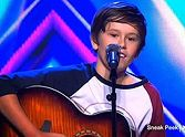 Jai Waetford lives with his grandparents and mother - and he has the voice of an angel. God blessed him with a special talent that he wanted to show the world. Just listen to his audition... he is going to leave you speechless. :)