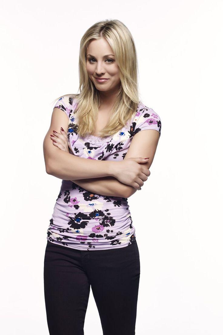 Kaley Cuoco • Penny - The Big Bang Theory promo photo ...