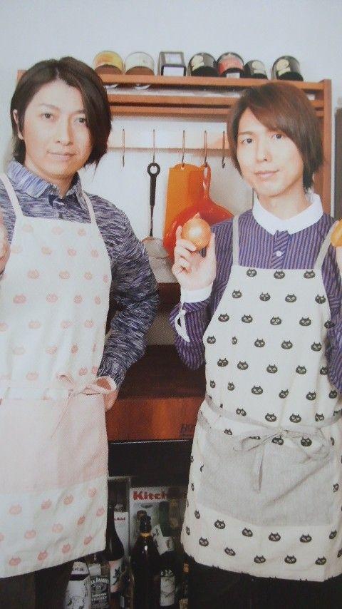 小野D ヒロC Ono Daisuke and Kamiya Hiroshi