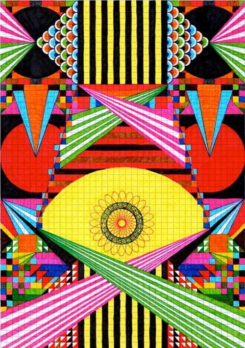 45 best images about pixel art    graph paper art on