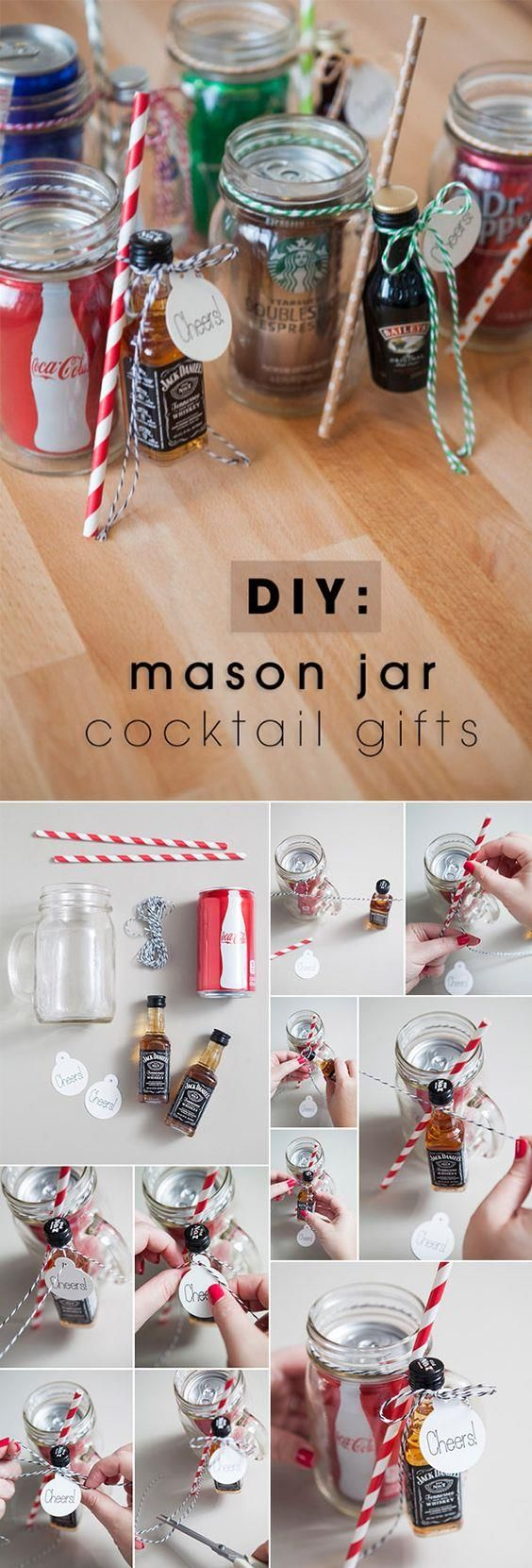1000 images about great diy gift ideas on pinterest diy Do it yourself christmas gifts