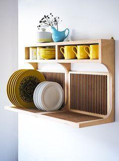 dream house: clever kitchen storage by setyard