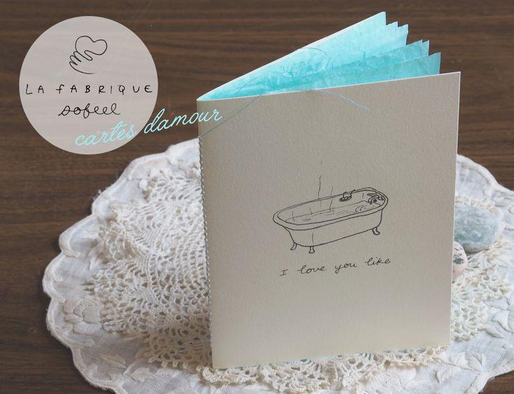 The most delicate love card. #greetingcard #love #shareyourlove #lovecard #handmade