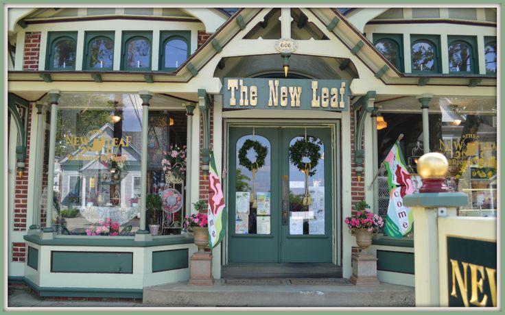 New Leaf Tea Room Riverton Nj