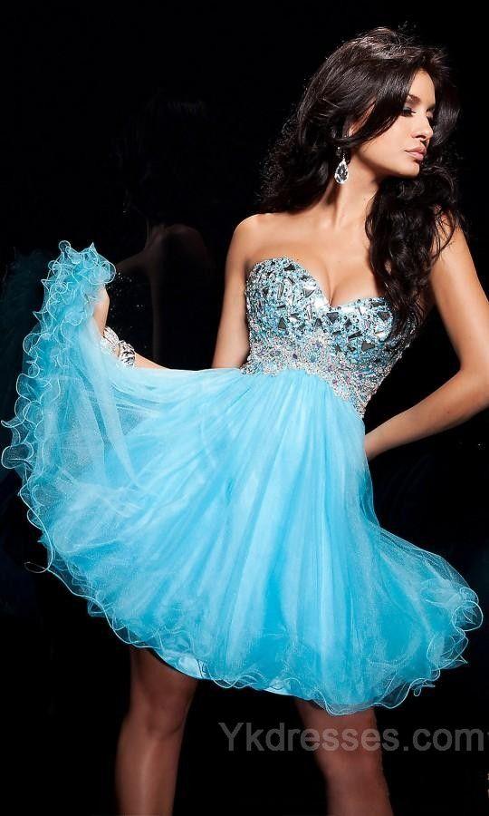 53 best grad images on Pinterest | Short prom dresses, Birthday ...