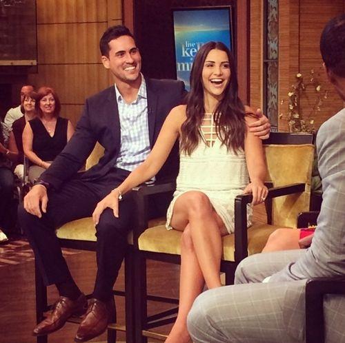 Andi and Josh interview