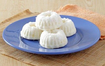 Putu ayu keju, kue tradisional nan lezat. Ini dia resepnya.