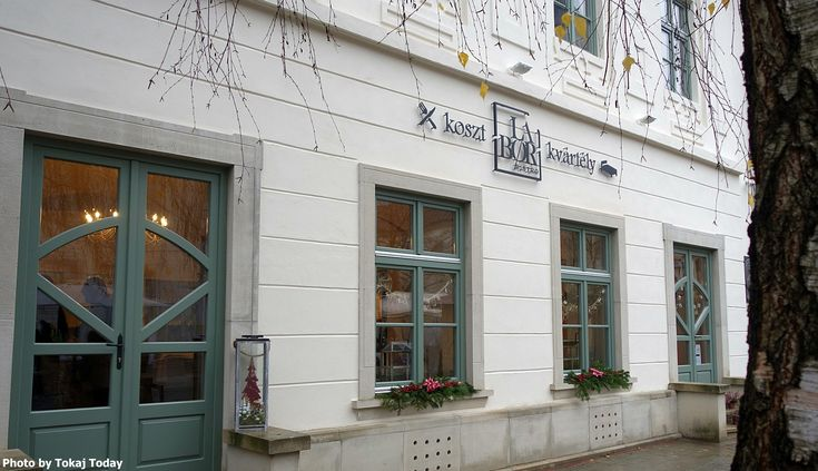NEW RESTAURANT OPENS IN TOKAJ TOWN